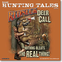 Buck Wear's Hunting Tales 2020 Calendar
