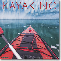 Kayaking 2020 Calendar